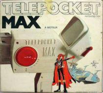 Captain Harlock  - Telepocket Max Movie viewer projector