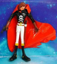 Captain Harlock - Albator Bendable figure (loose) - Ceji