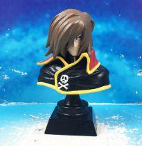 Captain Harlock - Bandai Trading Figures - Captain Harlock Bust (The Endless Odyssey)