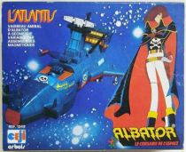 Captain Harlock - Ceji-Arbois - Arcadia Magnemo (loose with box)