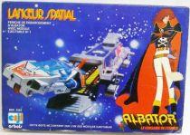Captain Harlock - Ceji-Arbois Takara - Space Launcher Volet N°1 (loose with box)