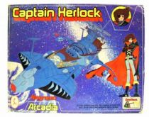 Captain Harlock - Ceppi Ratti Takara - Arcadia (Mint in box)