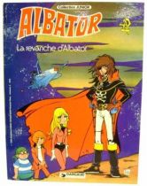 Captain Harlock - Dargaud Antenne 2  Editions - Captain Harlock\'s revange