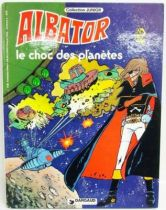 Captain Harlock - Dargaud Antenne 2  Editions - Clash of the Planets