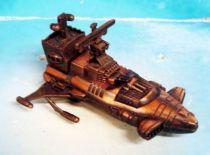 Captain Harlock - Die-cast Death Shadow pencil-sharpener