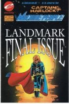 Captain Harlock - Eternity Comics - Captain Harlock The Machine people: Landmark Final Issue #4