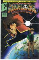 Captain Harlock - Eternity Comics -Captain Harlock: the fall of the Empire #4