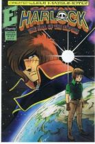 Captain Harlock - Eternity Comics -Captain Harlock: the fall of the Empire #4