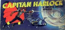Captain Harlock - Giochi board game