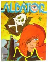 Captain Harlock - Greantori Antenne 2  Editions - Captain Harlock #1