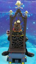 Captain Harlock - High Dream - Captain Harlock on his throne