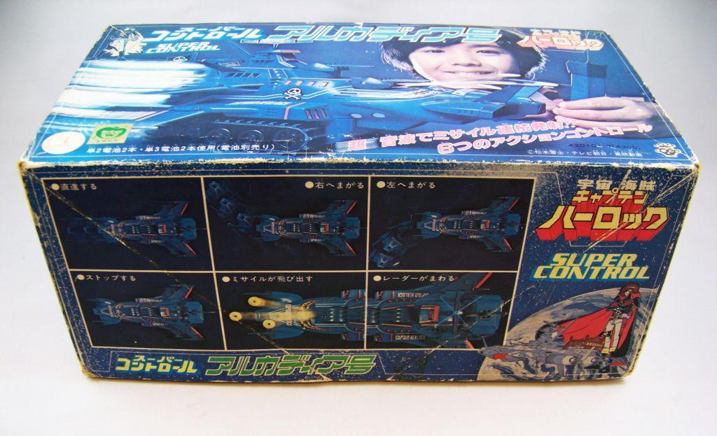 Albator 78 - Takara - Atlantis télécommandé \'\'Sonic Control\'\' (occasion en boite) 02