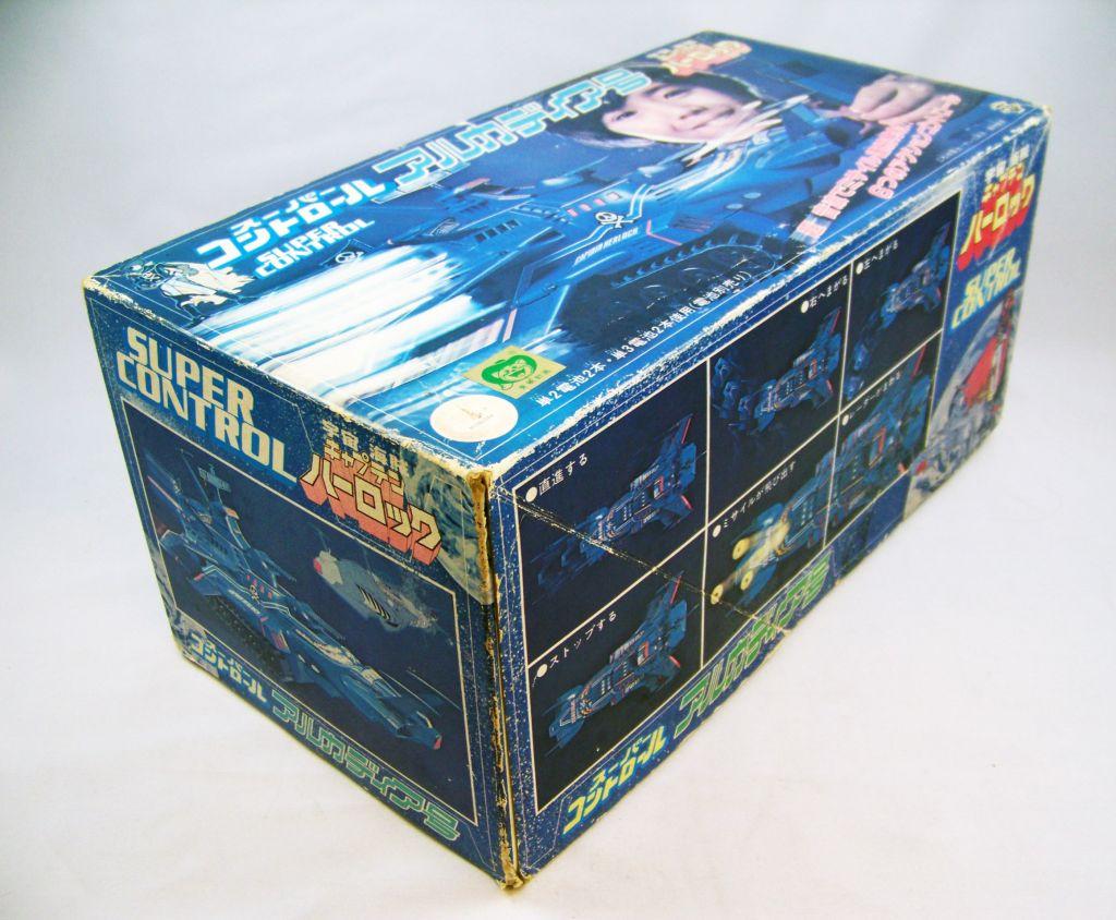 Albator 78 - Takara - Atlantis télécommandé \'\'Sonic Control\'\' (occasion en boite) 04