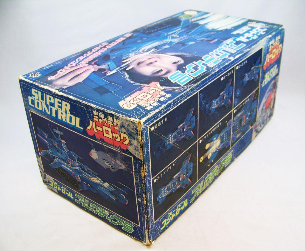 Albator 78 - Takara - Atlantis télécommandé \'\'Sonic Control\'\' (occasion en boite) 05