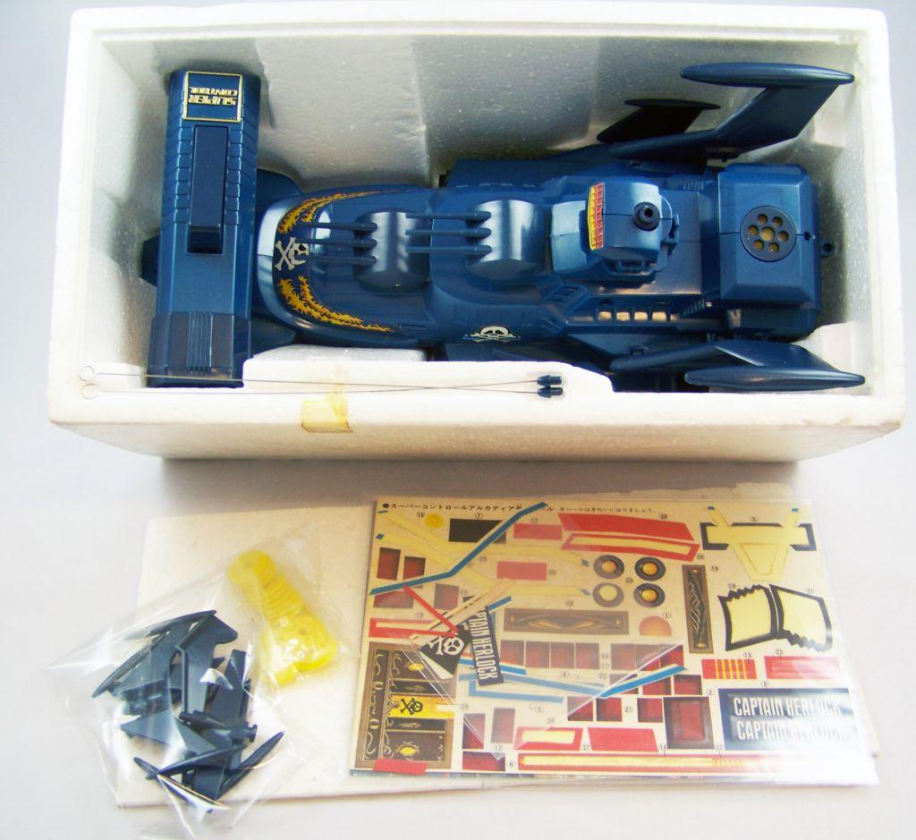 Albator 78 - Takara - Atlantis télécommandé \'\'Sonic Control\'\' (occasion en boite) 06