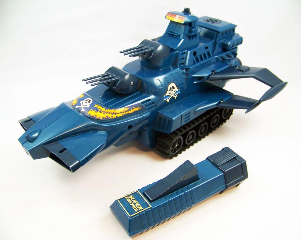 Albator 78 - Takara - Atlantis télécommandé \'\'Sonic Control\'\' (occasion en boite) 07