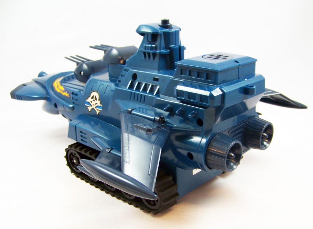 Albator 78 - Takara - Atlantis télécommandé \'\'Sonic Control\'\' (occasion en boite) 11
