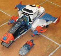 Captain Harlock - Joustra - Airdash Cosmowing (loose)