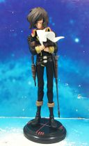 Captain Harlock - Konami Trading Figures - Matsumoto Leiji Roman Collection Vol.2