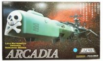 Captain Harlock - Miracle House - Arcadia SGM-24 (mint in box)