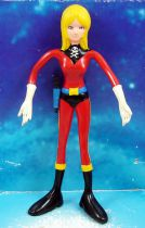 Captain Harlock - Nausica - Bendable figure (loose) - Ceji