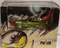 Captain Harlock - Polisitl - Death Shadow \'\'Ufobots\'\' (mint in box)