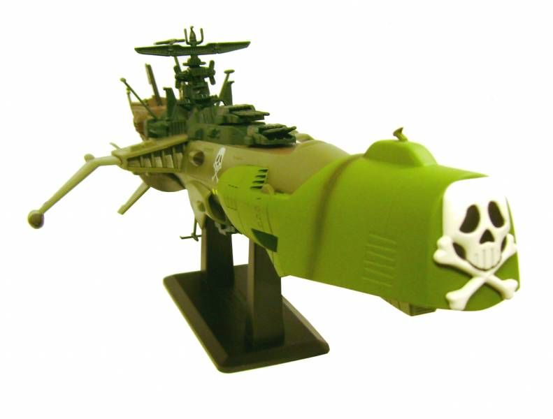 Captain Harlock - Taito - Super Mechanics Arcadia