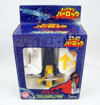 Captain Harlock - Takara - Mini Death Shadow (mint in box)