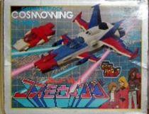 Captain Harlock - Takatoku - Cosmowing (loose with box)
