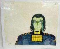 Captain Harlock - Toei Animation Celluloid - Humanoïd Enemy