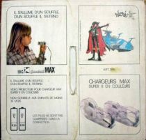 Captain Harlock TeleMax Movie viewer