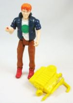 Captain Planet - Wheeler avec crochet d\'escalade (loose)