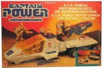 Captain Power - A.T.R. Mobile Proto Cannon