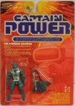 Captain Power - Col. Stingray Johnson (Europe)