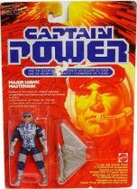 Captain Power - Major Hawk Masterson (Europe)