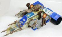 Captain Power - Mobile Sky Bike Launcher (loose)
