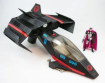 Captain Power - Phantom Striker (loose with box)