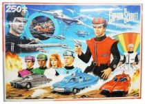 Captain Scarlet - King Puzzles - Captain Scarlet and the Mysteons Puzzle 250p
