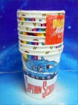 Captain Scarlet - Party Magic - Set of 10 Party Cups