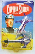 Captain Scarlet - Vivid - Spectrum Jet Liner 01