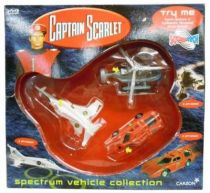 Captain Scarlet - Vivid - Spectrum Vehicle Collection (Soundtech)
