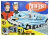 Captain Scarlet - Vivid - SPV (Spectrum Pursuit Vehicule) Action Packed (occasion en boite)