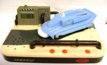 Captain Scarlet - Wesco - SPV (Spectrum Pursuit Vehicule) Alarm Clock Diorama Pressure Control (loose)