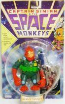 Captain Simian & The Space Monkeys - Dr. Splitz / Splitzy