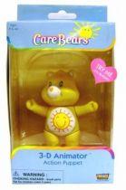 Care Bears - Action Puppet - Funshine Bear