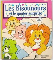 Bisounours - Livre - Les Bisounours et le goûter-surprise - Hachette Jeunesse