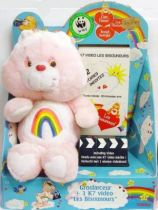 Care Bears - Cheer Bear 12\'\' (with Video tape)