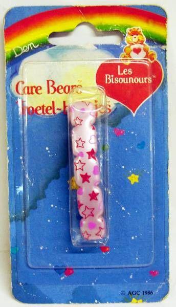 Care Bears - Hair clip (pink strip) - Den