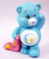 Care Bears - Kenner - Miniature - Bedtime Bear ready for a snooze (loose)
