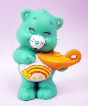 Care Bears - Kenner - Miniature - Wish Bear making wishes come true (loose)